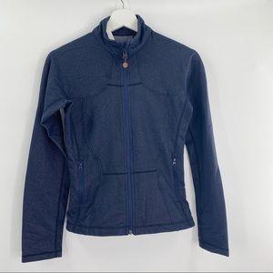 Lululemon denim style running jacket
